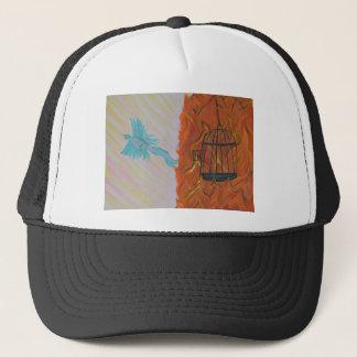 Bird Set Free Trucker Hat