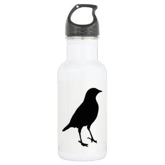 Bird Silhouette 532 Ml Water Bottle
