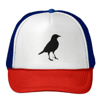 Bird Silhouette Trucker Hat