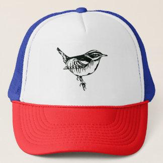 Bird Silhouette Trucker Hat