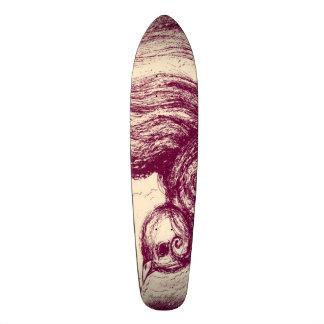 Bird Skateboard Deck