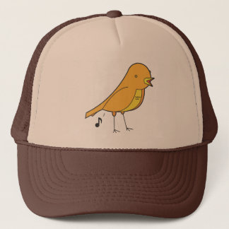 Bird songs trucker hat