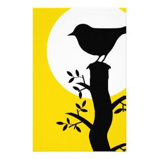Bird Stationery