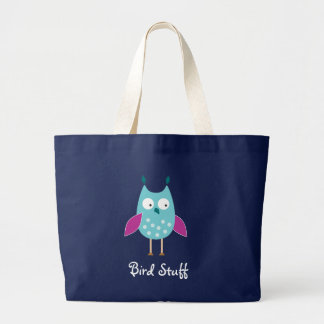 Bird Stuff Tote Bag