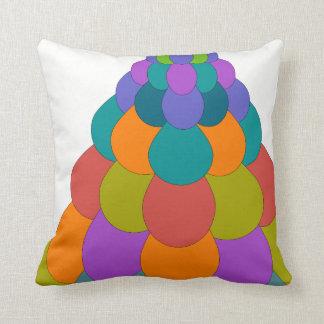 Bird Tail1 Throw Pillow