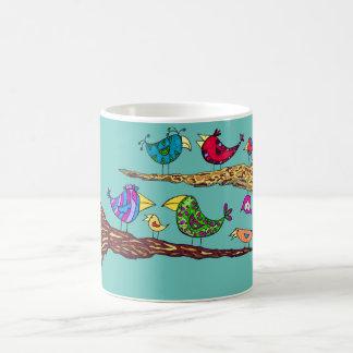 Bird Talk Mug