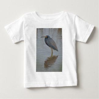 Bird Tricolored Heron Nature Baby T-Shirt