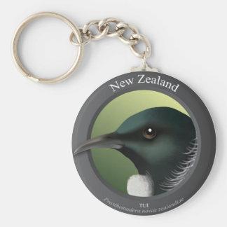 Bird - Tui Keychain