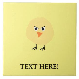 Bird Very Upset Tile