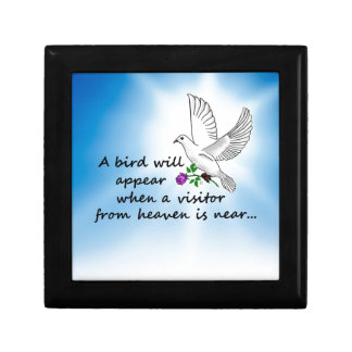 Bird, Visitor from Heaven Gift Box