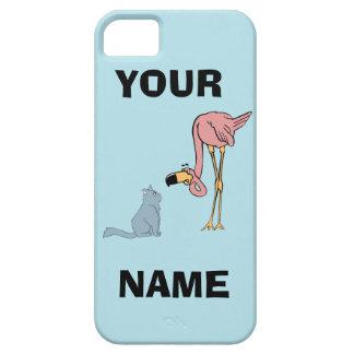 Bird Watcher iPhone 5 Covers