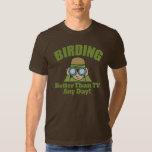 Bird Watching, Birding T Shirts