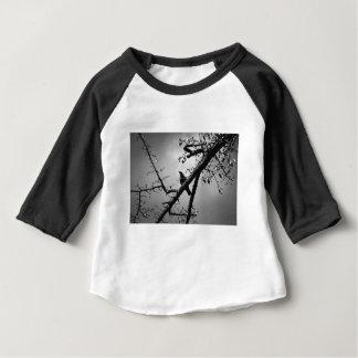 Bird Wildlife Animal Branch Sitting Bird Baby T-Shirt