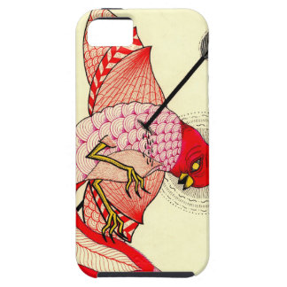 bird with arrow iPhone 5 covers