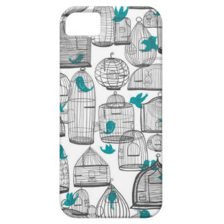 Birdcage iPhone 5 Case