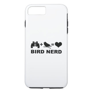 Birder Birdwatcher Funny Bird Nerd iPhone 8 Plus/7 Plus Case