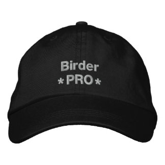Birder Pro Embroidered Hat