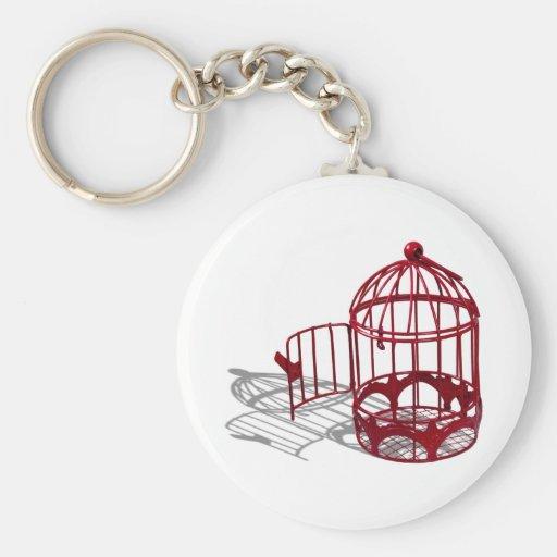 BirdHouse092110 Keychain