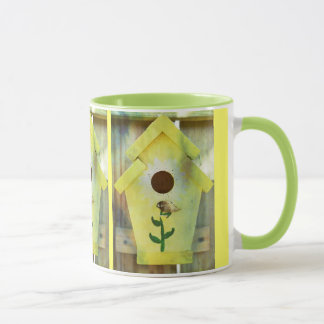 Birdhouse by Shirley Taylor Mug