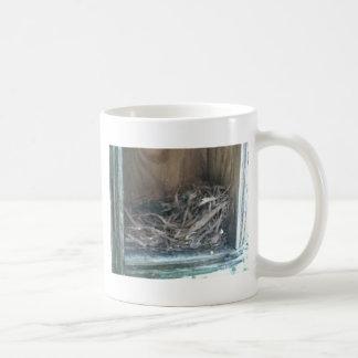 Birdhouse Nest Classic White Coffee Mug