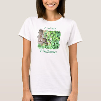 Birdhouse t-shirt-customize T-Shirt