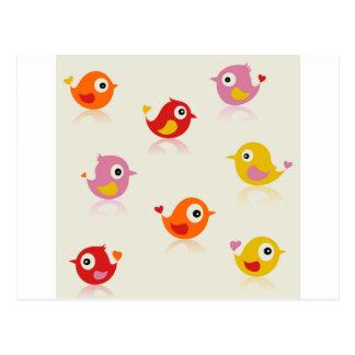 Birdie6 Postcard