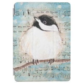 Birdie Chickadee Music iPad Air Cover