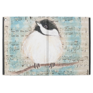 "Birdie Chickadee Music iPad Pro 12.9"" Case"