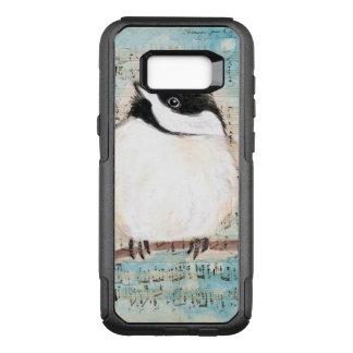 Birdie Chickadee Music OtterBox Commuter Samsung Galaxy S8+ Case