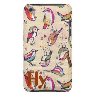 birdie de mouche de caisse d'iPod Coque iPod Case-Mate