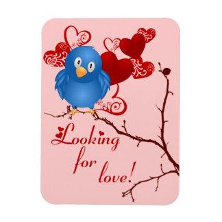 Birdie Love Magnet