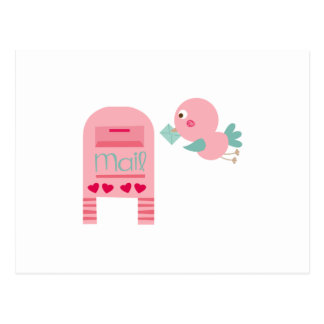 BIRDIE MAILING LETTER POST CARDS