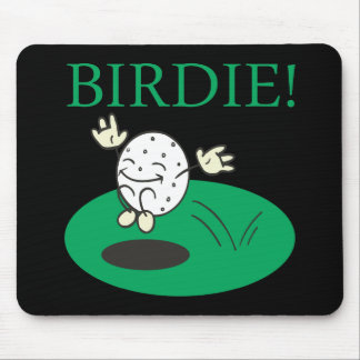 Birdie Mouse Pad