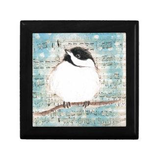 Birdie Music Song Gift Box