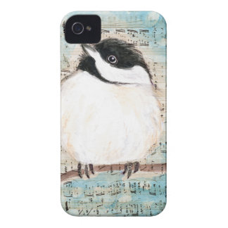 Birdie Music Song iPhone 4 Case-Mate Case