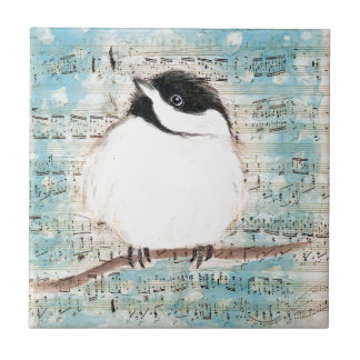 Birdie Music Song Tile