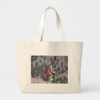 Birdie Perch Large Tote Bag