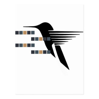 Birdie Postcard