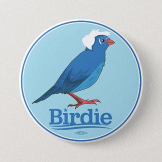 Birdie Sanders 3 Inch Round Button