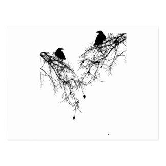 Birdie Tree Postcards