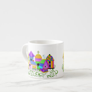 Birdie Village Specialty Mugs