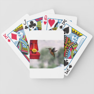 Birdie Yum-Yums Bicycle Playing Cards