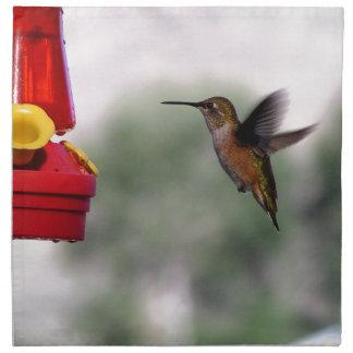 Birdie Yum-Yums Napkin