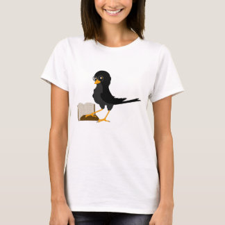 birdies love books T-Shirt