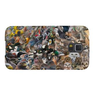 Birding Big Year Galaxy S5 Covers