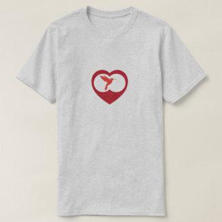 Birding Love Men's T-shirt