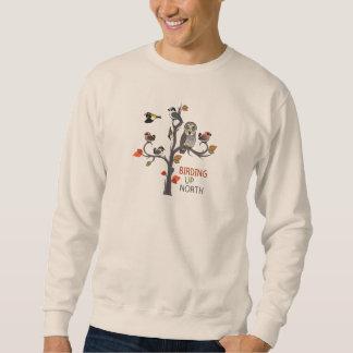 Birding Up North Sweatshirt
