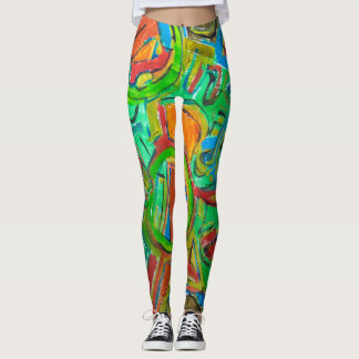 Birdman Leggings