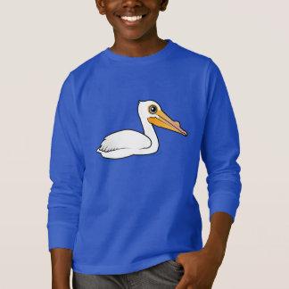 BIrdorable American White Pelican T-Shirt