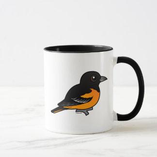 Birdorable Baltimore Oriole Mug